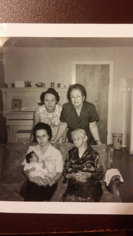 Me, My Mother, Her Mother, Her Mother and Her Mother